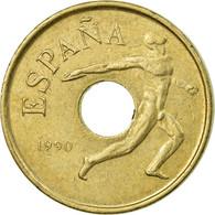 Monnaie, Espagne, Juan Carlos I, 25 Pesetas, 1990, Madrid, TTB, Aluminum-Bronze - 25 Pesetas