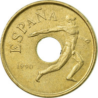 Monnaie, Espagne, Juan Carlos I, 25 Pesetas, 1990, Madrid, TTB, Aluminum-Bronze - [ 5] 1949-… : Royaume