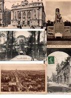 LOT DE 500 CPA ET CPSM(petit Format) DE LILLE - Cartes Postales
