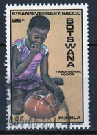 Botswana 1985 Single 25t Commemorative Stamp From The African Development Conference Set. - Botswana (1966-...)
