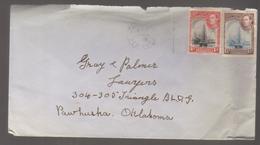 8337- Bermuda , British Colonies , Cover To USA - Bermuda