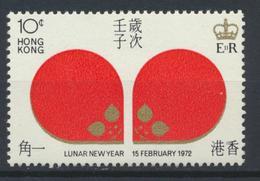 °°° HONG KONG - Y&T N°259 MNH - 1972 °°° - Ungebraucht