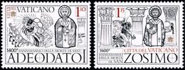 Vatican 2018 Mi 1947-1948 The Holy Popes - Vaticano (Ciudad Del)