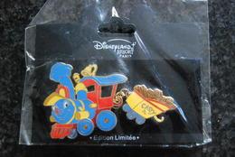 DLRP - Train Series (Casey Jr. Train)   Limited Edition 1200 Ex. - Disney
