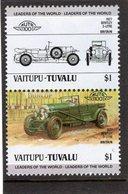 Bentley 3-Litre Le Mans   (1927)  -  2v Se-tenant MNH  -  Vaitupu-Tuvalu - Automobile