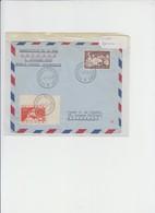 Automobiel Postkantoor 1955 SUR LETTRE -  OSTENDE POUR LE COMTE J De CHANGY A BOISFORT - Belgique