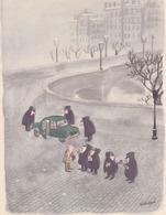 Décembre 1961- Illustration De SEMPE - Calendriers