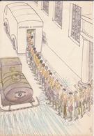 Septembre 1964- Illustration De Cabu - Calendriers