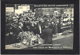 CPA Lépine Préfet De Police Concours Non Circulé - Personnages