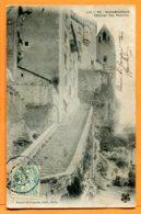 Y239, Rocamadour, Escalier Des Pèlerins, 35, Précurseur, Circulée 1905 - Rocamadour