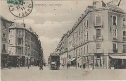 Isère . Grenoble .Cours Berriat . - Grenoble