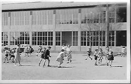 FBA = Paysage Allemand :  Ecole Belge En Allemagne Ca 1950 DUISDORF ? - Guerre, Militaire