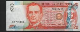 B 102 - PHILIPPINES Billet De 20 Pisosde 2004  état Neuf - Philippines