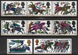 GREAT BRITAIN 1966 900th Anniversary Of The Battle Of Hastings (phosphor) - 1952-.... (Elizabeth II)