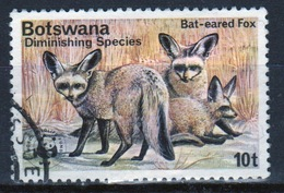 Botswana 1977 Single 10t Commemorative Stamp From The Diminishing Species Set. - Botswana (1966-...)