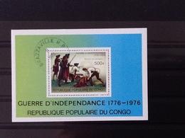 Congo Brazzaville  Independance War 1776-1976. - Congo - Brazzaville