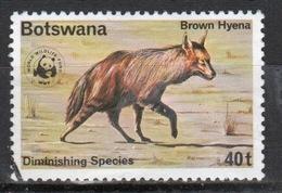 Botswana 1977 Single 40t Commemorative Stamp From The Diminishing Species Set. - Botswana (1966-...)