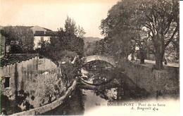 83.SOL2 - SOLLIES-PONT -  Pont De La Serre - Sollies Pont