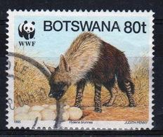 Botswana 1995 Single 80t Commemorative Stamp From The Endangered Species Set. - Botswana (1966-...)