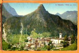 Y251, In Valsesia Rima, Circulée Sous Enveloppe - Italien