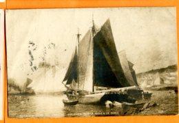 Y269, Salon 1901, Goelettes Pour La Pêche à La Morue, G. Roullet, Circulée 1904 - Pêche