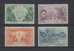 CAMEROUN  YT  N° 149/152  Neuf **  1931 - Ungebraucht