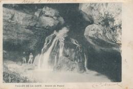 CPA - France - (25) Doubs - Vallée De La Loue - Source Du Pontet - Non Classés