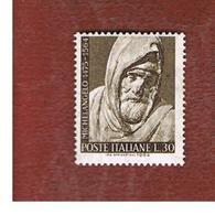 ITALIA REPUBBLICA - UN. 977   -   1964 MICHELANGELO  -  NUOVI ** (MINT) - 1961-70: Mint/hinged