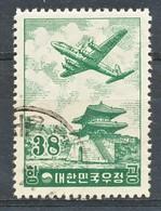 TIMBRE -  COREE Du SUD - 1954 - OBLITERE - Corée Du Sud