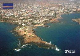 1 AK Kap Verde * Blick Auf Praia - Hauptstadt Der Republik Kap Verde - Die Stadt Liegt Auf Der Insel Santiago * - Cap Verde