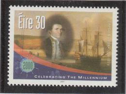 VV5 - IRLANDE 1307 ** MNH De 2001 - CAPTAIN COOK- - 1949-... République D'Irlande
