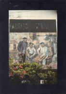 PUBLICITE BASQUE - Ancienne Affiche D'une Fabrique De Sandales - In'edite 645038 - Vierge - Tbe - Francia