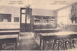 Sint Maria Lierde -  Kostschool - Snijzaal - Brakel, Geraardsbergen - Lierde