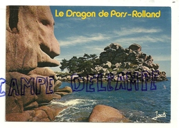 Couleurs De Bretagne. La Côte De Granit Rose. Ploumanach. Le Dragon De Pors-Rolland. Editions D'Art JACK - Dolmen & Menhirs