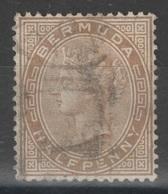 Bermudes - Bermuda - YT 15 Oblitéré - Wmk Crown CC - Bermudes