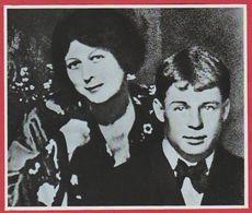 Serge Essenine Et Sa Femme Isadora Duncan. Poète. Russie. URSS. Encyclopédie De 1970. - Vieux Papiers