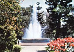 1 AK Simbabwe * Springbrunnen In Der Stadt Bulawayo - Errichtet Zum 75. Geburtstag Der Stadt Bulawayo * - Simbabwe