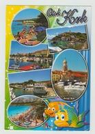 28.9.2012 - AK/CP/Postcard  -  Kroatien / Insel Krk  -  Gelaufen  -  Siehe Scans  (cro 001) - Kroatien