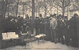 Paris - Scènes Parisiennes - La Bourse Aux Timbres (Champs-Elysées) - Cecodi N'A 87 - France
