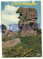 Couleurs De Bretagne. La Côte De Granit Rose. Trebeurden. Le Rocher Du Père Trébeurden.  Editions D'Art JACK - Dolmen & Menhirs