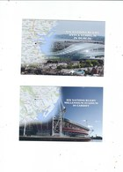 SET OF 6 POSTCARDS 2015  STADIUMS USED FOR RUGBY UNION SIX NATIONS - Rugby