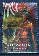 Botswana 1999 Single P2 Commemorative Stamp From The Miss Universe Set. - Botswana (1966-...)
