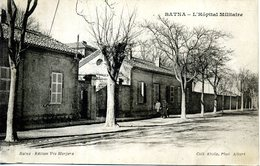 Algérie - Batna - L'Hôpital Militaire. - Batna