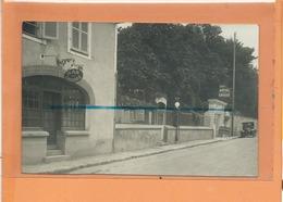 CARTE PHOTO - AVON - Bar Des Chasses - Hotel Des Chasses - Voiture Ancienne Auto - Avon