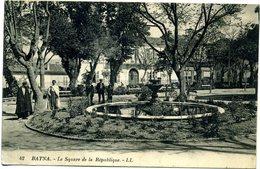 Algérie - Batna - Le Square De La République. - Batna