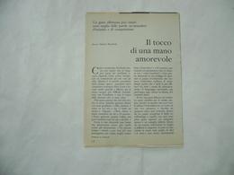 CATALOGO DEPLIANT INSERTO SPECIALE COLLEZIONE OROLOGIO OMEGA  VINTAGE- - Pubblicitari