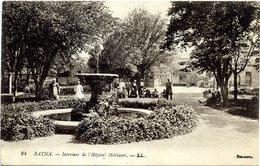 Algérie - Batna - Intérieur De L'Hôpital Militaire. - Batna