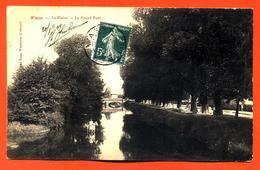 """CPA 52 Wassy """" La Blaise - Le Grand Pont """" - Wassy"""