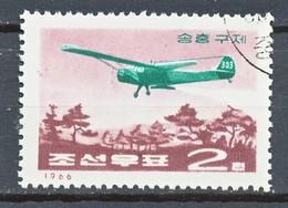 TIMBRE -  COREE Du NORD - 1966 - OBLITERE - Corée Du Nord