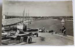 CPSM - ARS En RE - Le Port - Ile De Ré